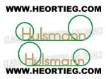 HULSMAN TANK TRANSFERS DECALS SOLD AS A PAIR D20346